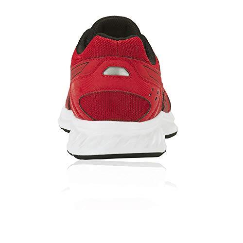 Red Asics 600 classic 2 Red Uomo Da Rosso Running Jolt Scarpe classic H78qwBxA7C