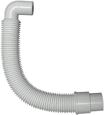 Röhrengeruchsverschluss Siphon Traps Abfluss Kunststoff 50mm