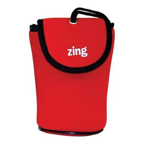 (Zing 563-102 Small Camera Pouch (Red))