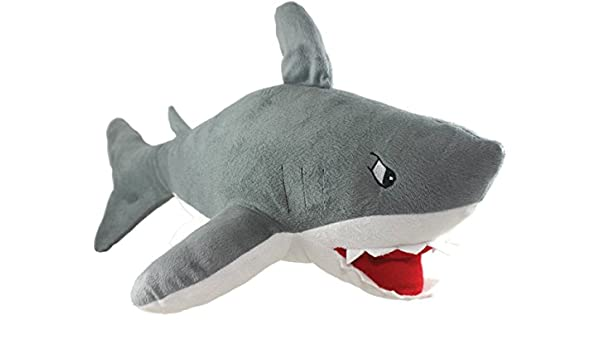 Amazon Com Shop Box Great White Shark Stuffed Animal Giant Plush