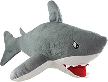 Great White Shark stuffed Animal Giant Plush Toy 23 Inches