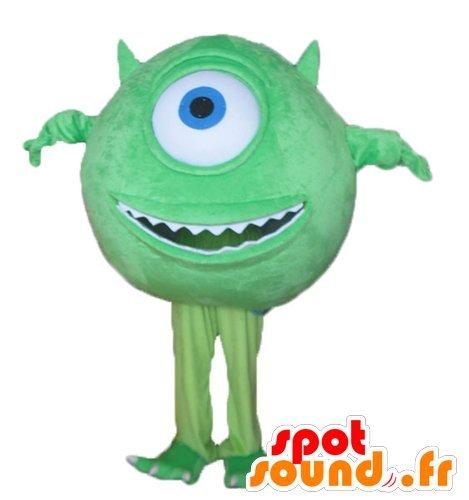 Mascot Mike Wazowski famoso personaje de Monsters and Co.: Amazon ...