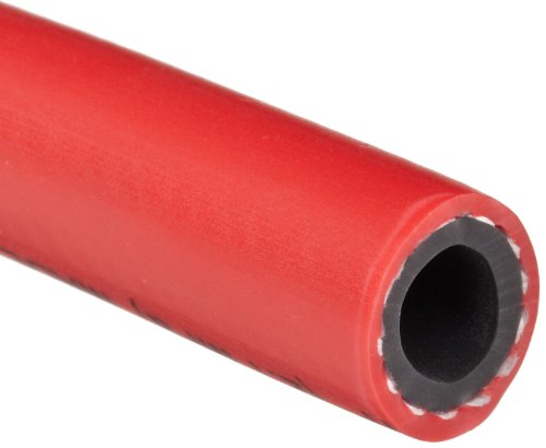 Goodyear EP Pliovic Red Red PVC Multipurpose Air Hose, 300 PSI Maximum Pressure, 500' Length, 3/8'' ID by Goodyear Engineered Products