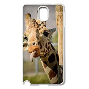 HXYHTY Customized Print Giraffe Hard Skin Case Compatible For Samsung Galaxy Note 3 N9000