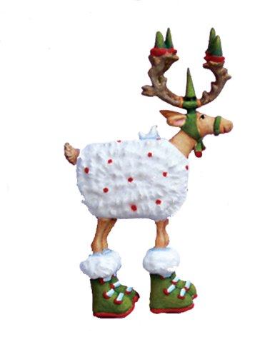 Patience Brewster Christmas Dash Away Reindeer Women Brouche Pin Assortment 08-30920S (Blitzen)