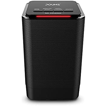 Amazon Com Portable Space Heater Douhe Electric Ceramic