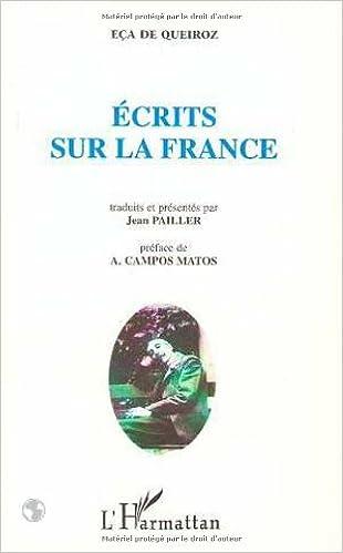 Livres gratuits Ecrits sur la France pdf epub