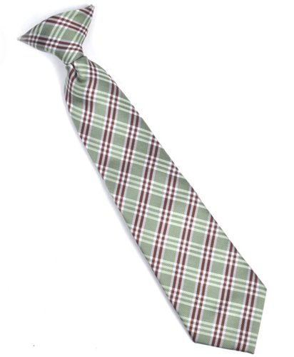 Boys Youth Sky Pattern Designer Necktie Ties