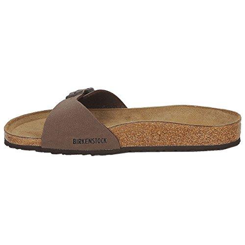 Birkenstock Madrid Mocca Womens Sandals Size 40 EU