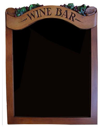 Wine Bar Chalkboard and Menu Board