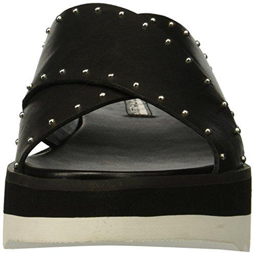 Charles David Women's Buxom Slide Sandal Black 0ue9LTwvm