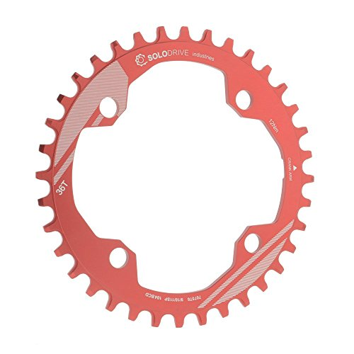 Solodrive 104BCD Chainring 11 Speed Narrow wide product image
