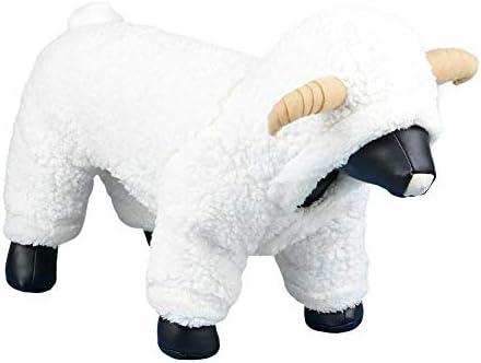 Liuxi - Disfraz de Oveja para Mascotas, Ropa para Perro y Otros ...