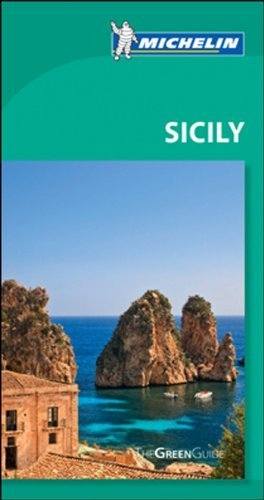 Michelin Green Guide Sicily by Michelin Travel & Lifestyle (2012) Paperback