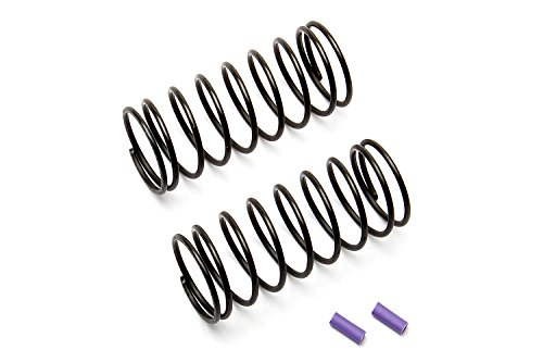 Team Associated 91334 12mm Front Spring, Purple, 4.20-Pound