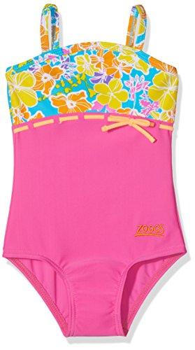 Zoggs Swimming Costume Girls (Zoggs Swimming Costume - 1-2yrs)