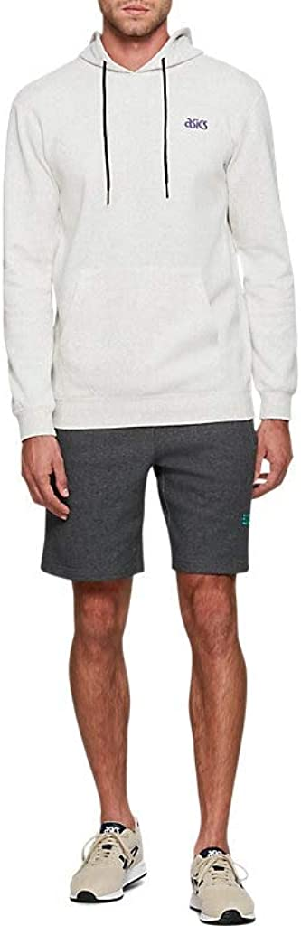 ASICS Tiger One Point Sweat Pullover Hoodie