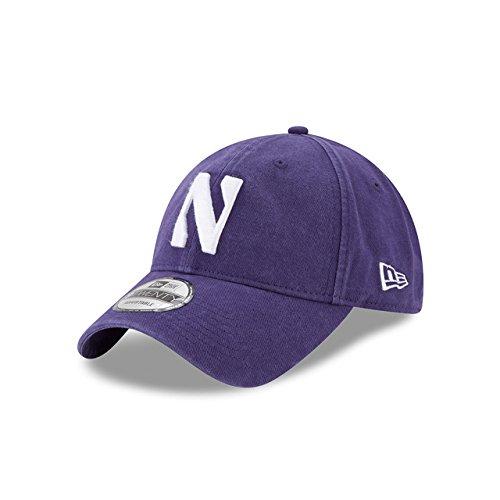 Northwestern Wildcats Campus Classic Adjustable Hat - Team Color ,
