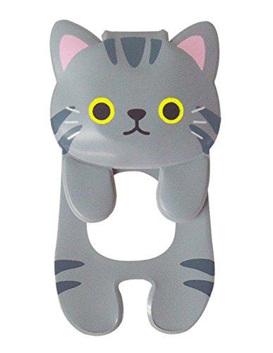 (Meiho Cat Magnet Clip American Short Hair Me229 (Japan Import))