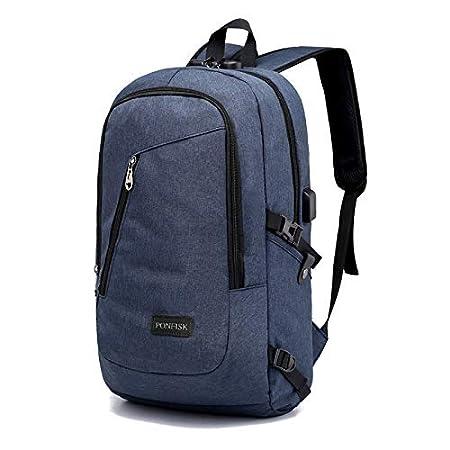 Amazon.com: Mochila para ordenador portátil de viaje ...