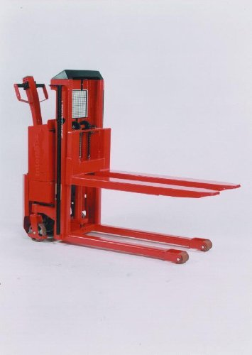 Beacon-Trans-Positioner-Fork-Over-Design-Drive-Electric-Lift-Electric-Capacity-3000-lbs-Overall-Height-52-12-Lift-Height-36-Fork-WidthLength-22-45-Overall-Width-25-Overall-Length-68-Model-BTP-30-EE