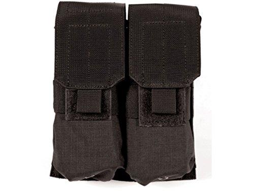 BLACKHAWK! S.T.R.I.K.E. MOLLE M4/M16 Double Magazine Pouch Holds 4 AR-15 -