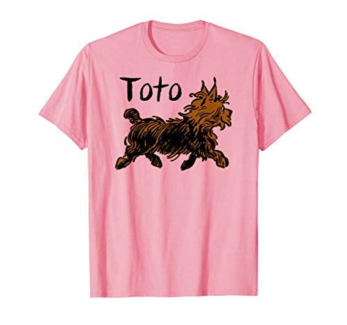 Pink Wizard of OZ Toto Shirt-Oz shirts for Girls & -