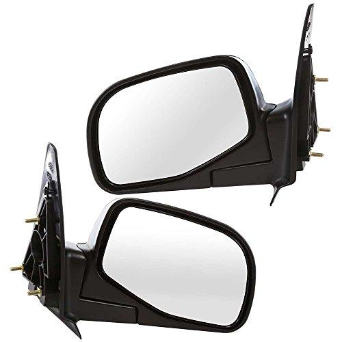 2005 Ford Ranger Mirror - Prime Choice Auto Parts KAPFO1320165PR Side Mirror Pair
