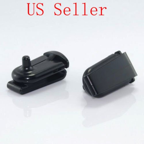 T4800 Series - yan 2X Belt clip for Motorola Motorola Radio T5950 T5950AA T6000 T6200 T6210 T6212