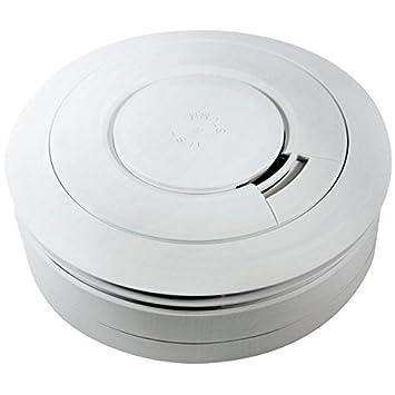 Ei Electronics Detector de humo/detectores de humo (Certificado Din En 14604) - Top Precio sólo para Corto de tiempo: Amazon.es: Hogar