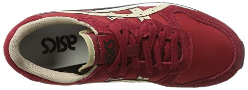 Mixte beige Basses Oc Adulte Asics Sneakers Runner Rouge q1wZwPU