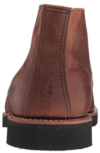 Cuivre Leather Wing Red Mens Chukka Foreman Boots 9219 Xq0dqw
