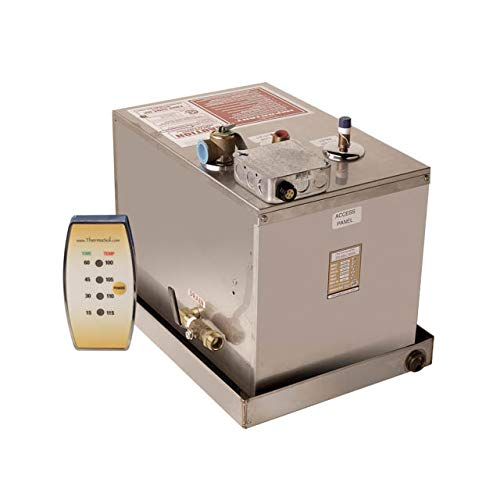 ThermaSol DS-2-650 20 KW Steam Generator with PowerFlush and SplitTank - Steam H, N/A (Kw Generator Steam 20)