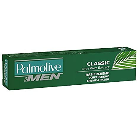 Palmolive For Men Classic Palm Extract Shave Cream 100ml By Palmolive Beauty