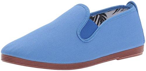 Flossy Womens Arnedo Fz Flat Blue Pastello