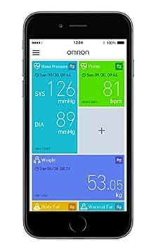 OMRON M700 Intelli IT Automática - Tensiómetro de brazo [Importado de Alemania]: Amazon.es: Salud y cuidado personal