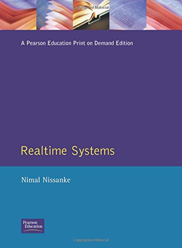 Real-Time Systems: An Introduction (Prentice-hall International Series in Computer Science)