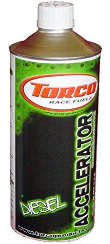 Torco F500020T Diesel Accelerator Case, 192 fl. oz. by Torco