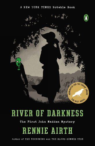 River of Darkness: The First John Madden Mystery (John Madden Mysteries Book 1) cover