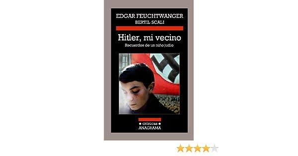 Hitler, mi vecino (Crónicas nº 103)
