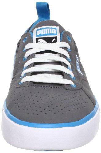 Puma bustier logo bikini no.1 para hombre Grau (steel gray-hawaiian ocean 01) (Grau (steel gray-hawaiian ocean 01))