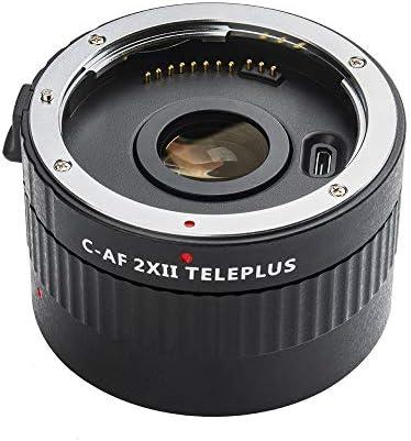 Andoer Viltrox Af 2x Magnification Tele Extender Teleconverter Auto Focus Mount Lens For Canon Eos Ef Lens To Canon Ef Lens 5d Ii 7d 760d 750d 1200d Dslr Camera Elektronik