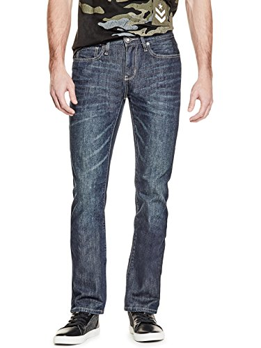 GUESS Factory Men's McCrae Ultra-Slim Jeans (By Guess Jeans)