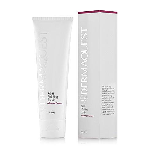 DermaQuest Advanced Therapy Algae Polishing Facial Scrub – Gentle Exfoliation for Sensitive Skin, 4 oz Review
