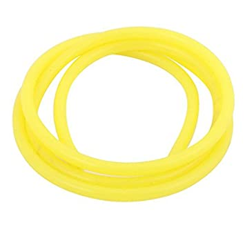 Amazon.com : eDealMax 1M Chaud Way Jaune PVC Souple en ... on