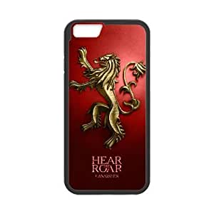 iPhone 6 4.7 Inch Phone Case Black Game of Throne V8908588