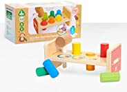 Early Learning Centre Wooden Hammer Bench, Amazon Exclusive