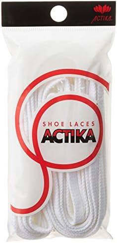 靴ひも 石目平細 スニーカーシューレース 2足セット(4本入り) スニーカーシューレース石目平細 メンズ ホワイト 150cm