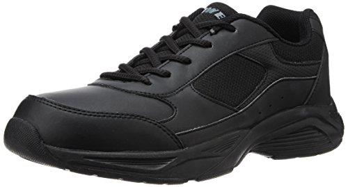 BATA Boy's Pw Champ Black Formal Shoes