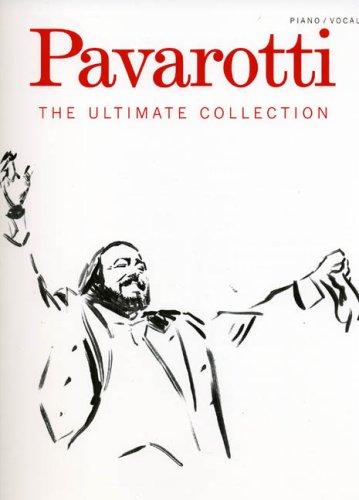 """Pavarotti ultimate collection ; piano, chant"" ebook"